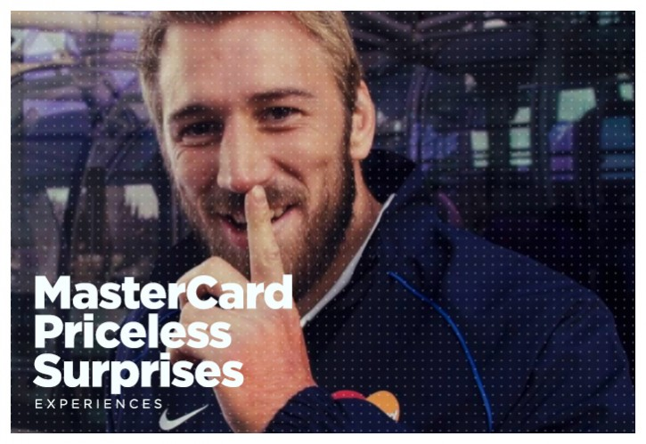MasterCard Priceless Surprises