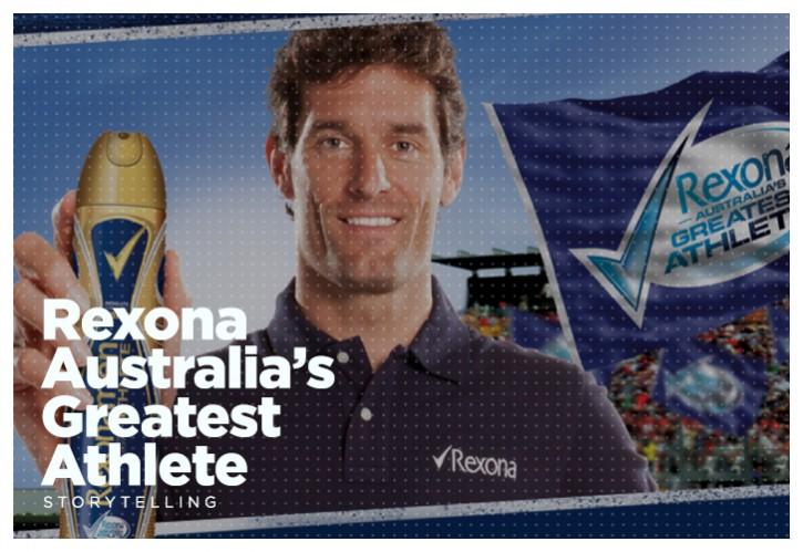 Rexona Australia's Greatest Athlete
