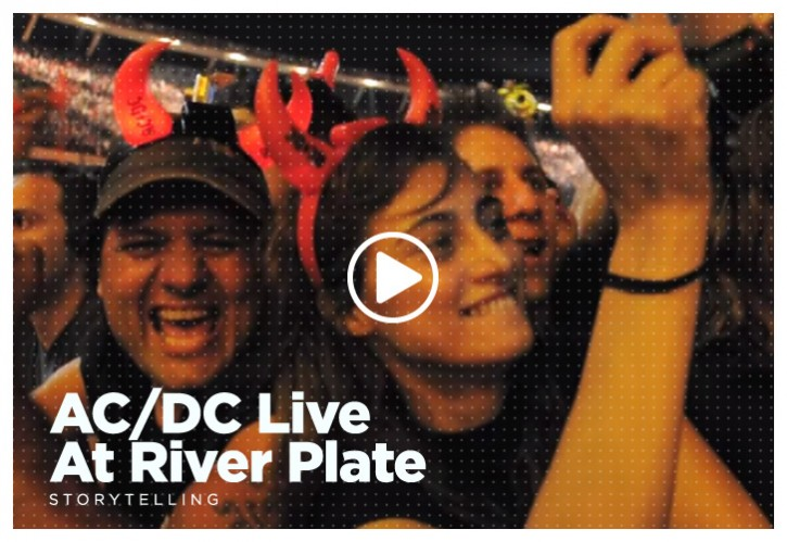 AC/DC Live At River Plate: Documentary Teaser